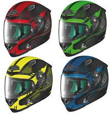 Carbon Fibre X-Lite Motorcycle Helmets