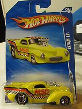 Hot Wheels '41 Willys HW Performance Yellow W/Goodyear Tires!