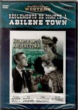 * RÈGLEMENTS DE COMPTE A ABILÈNE TOWN - WESTERN - DVD