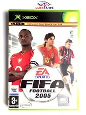 Pal version Microsoft Xbox FIFA 2005