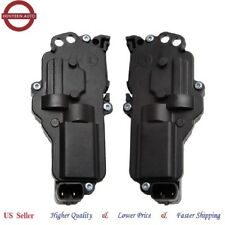 Pair of 2 Pcs Door Lock Actuators  For Front(Rear) -Left and Right Sides