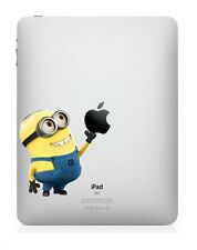 Despicable Me Minion iPad Decal Sticker Skin for Ipad 1, 2, 3, 4