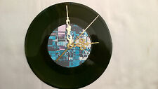 "JOY DIVISION Les Baines Douches  7"" VINYL Single  Wall Hanging Clock"