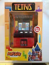 Arcade Classics - Tetris - Retro Mini Arcade Game