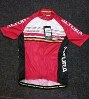 Altura Women's Strada Short Sleeve Jersey Size 8 Red