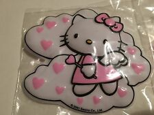 Hello Kitty Cake Topper Layon Decoration Birthday Party Angel Hearts Wings NEW