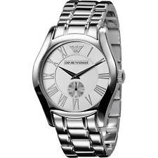 New Emporio Armani AR0647 Stainless Steel Luxury Watch Designer UK - Seller