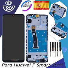Pantalla Completa Para Huawei P Smart  2019 LCD Display Touch Screen Frame Negra