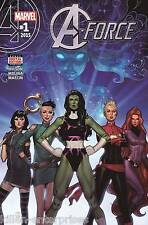 A-Force #1 Comic Book 2016 ANAD - Marvel
