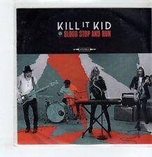 (GS257) Kill It Kid, Blood Stop And Run - 2015 DJ CD