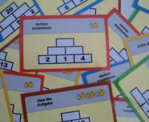 Top-Zahlenmauern, 1./2. Klasse, Grundschule, Montessori