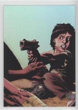 2013 Cryptozoic The Walking Dead Comic Set Foil #43 Here We Remain Part 2 3j2