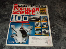 Popular Science Magazine December 2008 Best innovation of the year