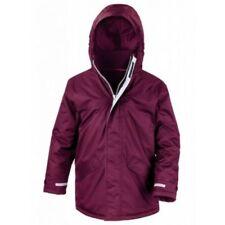 Manteaux, vestes et tenues de neige d'hiver rouge pour fille de 3 à 4 ans