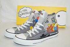 CONVERSE CHUCKS ALL STAR HIGH Gr.37,5 UK 5 CT AS HI FAMILY SIMPSONS 142047C