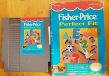 Fisher-Price: Perfect Fit Nintendo NES 1990 Original Box