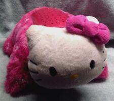 """Hello Kitty Dream Lights Pillow Pal.  12"""" Light Up  2013 G2"""