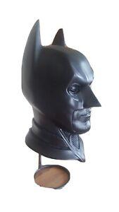 Christian Bale Batman bust prop