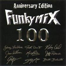 Funkymix 100 4xLP Vinyl DJ Remix Anniversary Issue Pitbull Justin Timberlake New