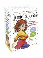 Junie B. Jones Complete First Grade Collection Box set Free Shipping