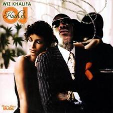 Wiz Khalifa - Kush & OJ Mixtape CD