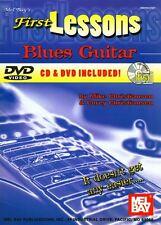 Premières leçons de guitare blues
