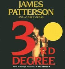 3rd Degree by James Patterson and Andrew Gross (2007, CD, Unabridged)