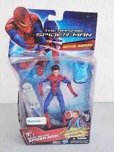 Hasbro Amazing Spider-Man Movie Edition Spider-Man Figure Walmart Exclusive HTF