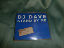 DJ Dave - Stand By Me / Maxi CD gebr. !!