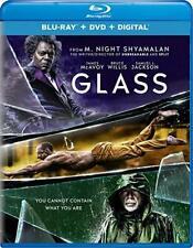 G L A S S (Blu-ray/Dvd, 2019, Digital Hd Copy)