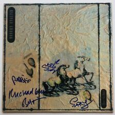 """Modern English Autographed """"After The Snow"""" Vinyl Recored Album  COA"""