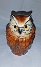 Vintage Goebel Porcelain Owl Figurine West Germany Numbered J831806