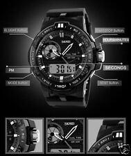 SKMEI Sports Watch - Analog-Digital - Man's Wrist Watch - Water Resistant Watch