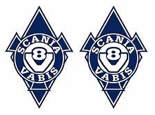 Scania Vabis V8 Decal / sticker