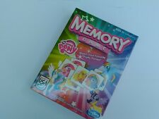 Hasbro My Little Pony Memory Game Match Your Favorite Pretty Ponies New in Box