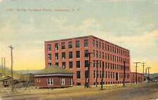 Salamanca New York Sterling Furniture Works Antique Postcard K50510