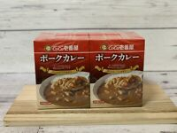 8 Pieces Japan CoCo Ichibanya  Curry House Retort Pack Packets Rice 220g Pork