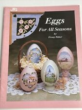Frony Ritter - Eggs For All Seasons - Decorative Painting Patterns