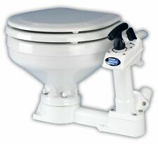 JABSCO Manual Flush Marine HEAD TOILET New NIB Model 29090-3000 Free SHIP**