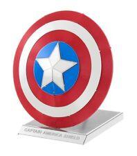 Captain America Bouclier Marvel - Kit en métal à monter Metalearth
