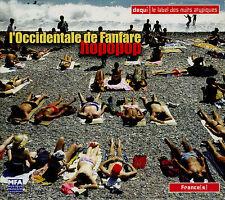 L'OCCIDENTALE FANFARE  hopopop / DIGIPACK