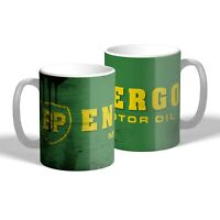 BP Energol Mug Oil Can Effect Car Motorbike Mechanic Tea Coffee Mug Gift
