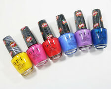 Opi Pop Culture Full Collection 6 pcs (0.5 oz)