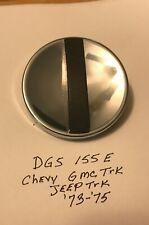 Gas cap Jeep Cherokee Wagoner J10 J20, 'Chevy GMC truck '73-75 K-1 Blazer CK-2,3