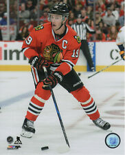 Jonathan Toews Chicago Blackhawks Licensed NHL 8x10 Photo