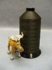 Sewing Thread T-135 American & Efrid Brown Saba Sand Anefil Nylon 16 oz spool