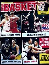Super Basket n°19 1990 [GS36]