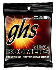 GHS Boomers Electric Guitar Strings GB 9&1/2 extra light+  9.5-44