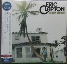 Sealed ERIC CLAPTON 461 Ocean Boulevard JAPAN 100% PURE LP Audiophile UIJY-75002