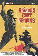 Arizona Colt Returns DVD MYA Sergio Martino Spaghetti Western Django Sabata